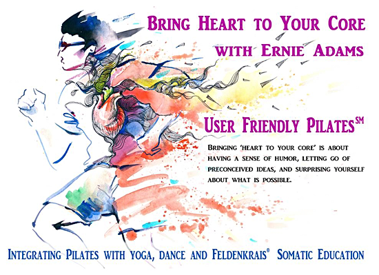 User Friendly Pilates - Bring Heart to Your Core