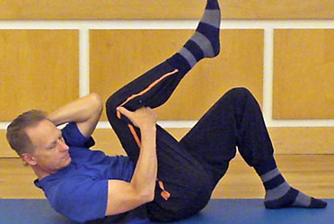 Feldenkrais with Ernie Adams, Functional Integration